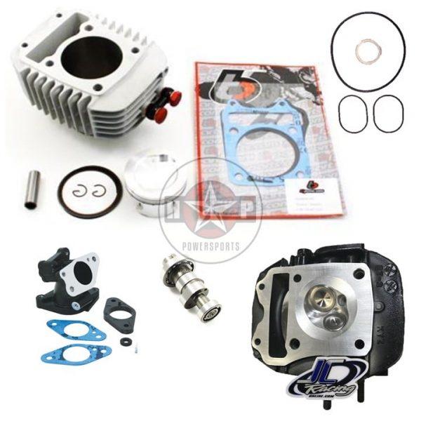 *NEW 186cc Kit* Honda MSX125 Grom 186cc Big Bore Kit with Cam and Race Head