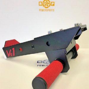 402 Innovations Kawasaki Z125 VS2 Stunt Subcage (Black