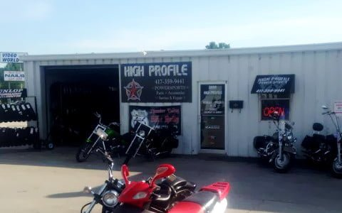 High Profile Power Sports in Carthage, MO.